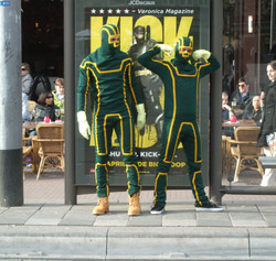 Costumes Kick Ass