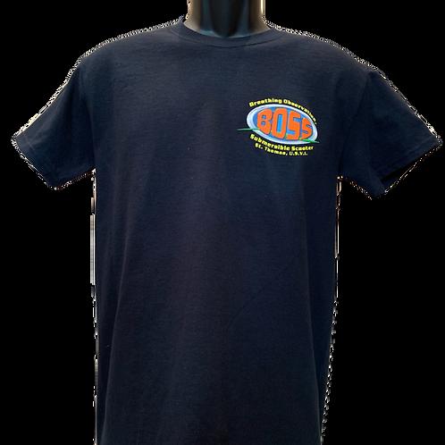 Black BOSS Short Sleeve T-Shirt