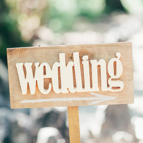 Has your wedding been affected by COVID-19?...