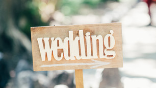 Ways to Combat Wedding Planning Stress