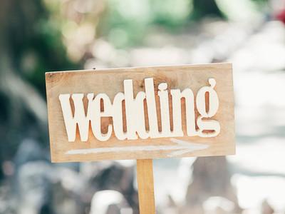 Wedding Sigh