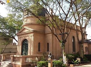12 Capela São Jorge – Lar Sírio Pró- Inf