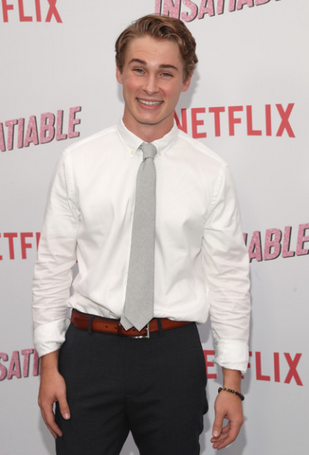 Can't get enough of Michael Provost on Insatiable?