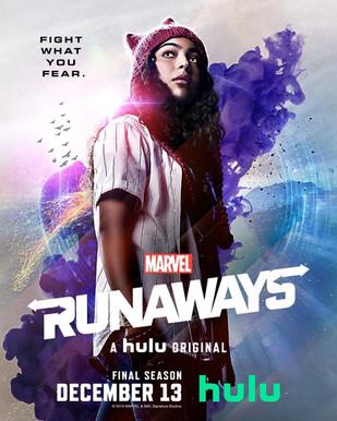 Watch ALLEGRA ACOSTA in the final season of Marvel's RUNAWAYS!