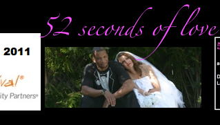 52 Seconds of Love official Nominee in the Valley Film Festival