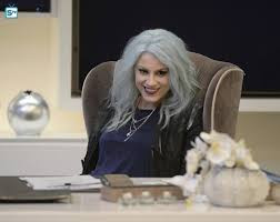 Brit Morgan was electrifying and shocking as Livewire on Supergirl!!