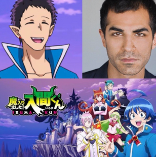 RYAN LEVY COLT books a new ANIME!