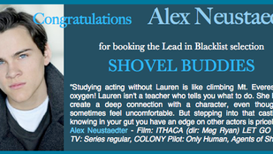 """We are """"digging"""" this latest booking from Alex!"""