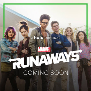 Hulu picks up Marvel's 'Runaways' w/ our very own Allegra