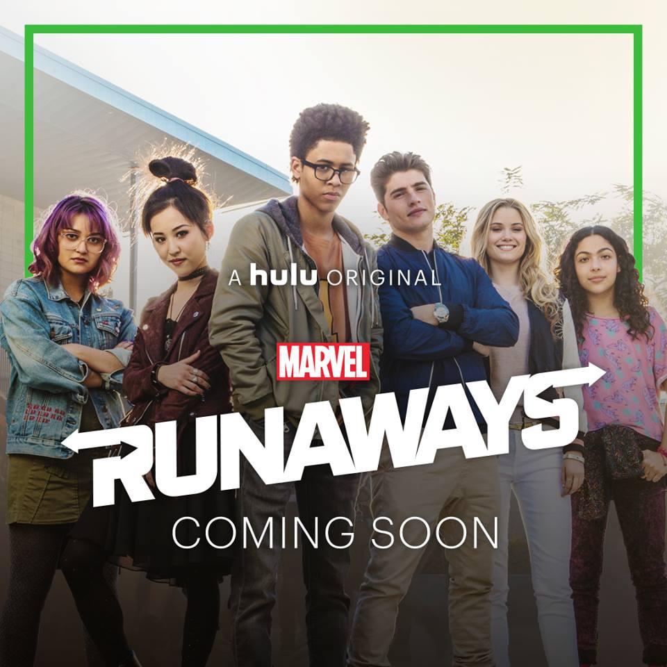 Marvel Runaways Allegra