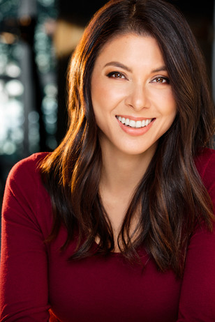LAUR ALLEN leads alongside LINDSEY WAGNER in CHRISTMAS AT THE RANCH and in short film: COVER UP!