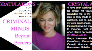 Another booking for Criminal Minds!