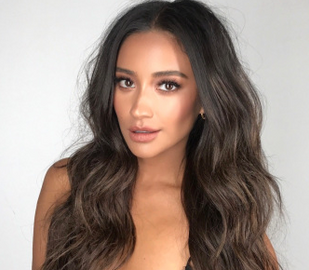 Another show based on PLL author's book, starring Shay Mitchell