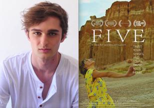 LPN Studios Family/ Friend and MAD JACKRATS alumni, ANDREW GABRIEL, stars in the short film FIVE!