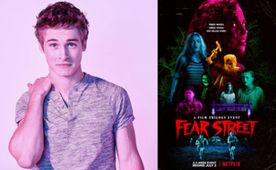 MICHAEL PROVOST stars as KURT in part two of the new NETFLIX trilogy thriller FEAR STREET!