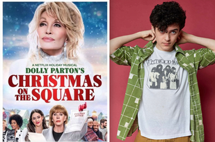 BRAXTON ALEXANDER, who played in CHRISTMAS ON THE SQUARE, was just NOMINATED for TWO EMMY AWARDS!