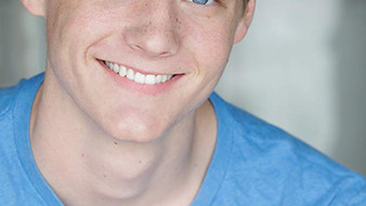 MATTHEW ERICK WHITE books a LIFETIME MOVIE!