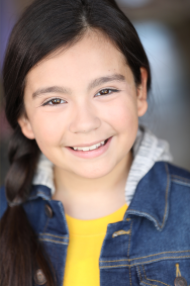 Congrats to MELANY OCHOA for her recurring role on MAYAN A.C.