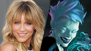 Super news! Brit Morgan to play DC Villain Livewire on new series 'Supergirl'.