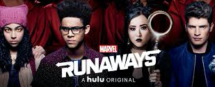 Catch our girl Allegra in her second season of RUNAWAYS