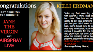 TWO amazing bookings for Kelli!