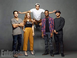 Khylin and the cast of Teen Wolf went to Comic-Con 2016