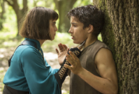Third Season of INTO THE BADLANDS for AMC airing now! Starring ARAMIS KNIGHT and ALLY IOANNIDES!