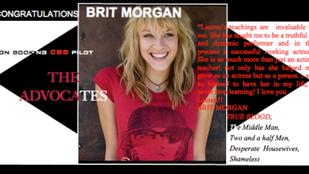 Congrats to BRIT MORGAN for booking a new pilot!