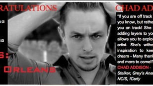 CHAD ADDISION books CSI & NCIS: NEW ORLEANS!!!!
