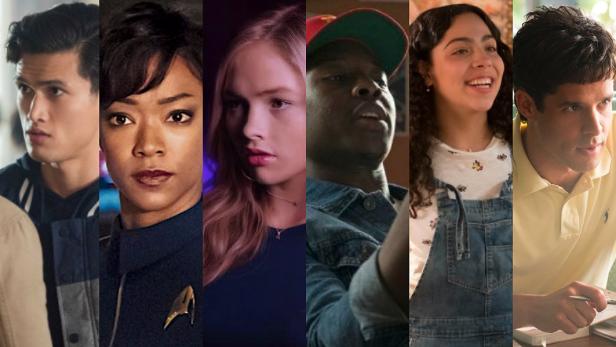 9 Breakout Stars Allegra Acosta