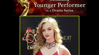 OLIVA ROSE KEEGAN wins her first DAYTIME EMMY!!
