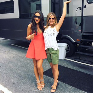 "STUDENTS ON THE JOB: Shay Mitchell Wraps ""Mother's Day"""