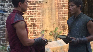 Have you been watching INTO THE BADLANDS?