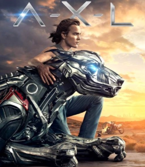 ALEX NEUSTAEDTER'S film A.X.L just premiered! Check it out in a theater near you!