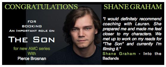 The Son AMC Pierce Brosnan Shane Graham