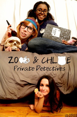 Congrats for ZOE & CHLOE… a webseries starring LPN Students.
