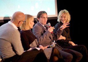 Alex Neustaedter and Meg Ryan discuss ITHACA at the Middleburg Film Fest