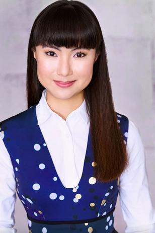 MEI PAK voices several characters in NETFLIX'S: GIRL FROM NOWHERE and plays a support role in BIG!