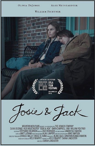 ALEX NEUSTAEDTER gives a PHENOMENAL performance in Josie & Jack!