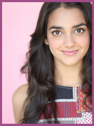 GERALDINE VISWANATHAN has just been cast in BAD EDUCATION with Hugh Jackman!