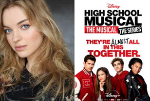 OLIVIA ROSE KEEGAN books RECURRING role in HIGH SCHOOL MUSICAL SERIES!