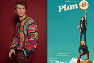 Can't wait to see PLAN B on HULU starring MICHAEL PROVOST! Coming May 28th!