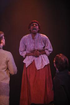 The Crucible, Blackbird Theater, Tituba.