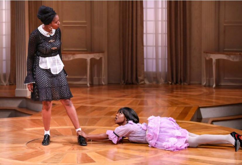 Tartuffe adapted by David Ball