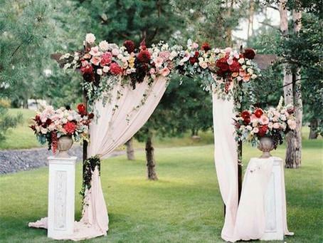 Вълшебство и символика на сватбената арка