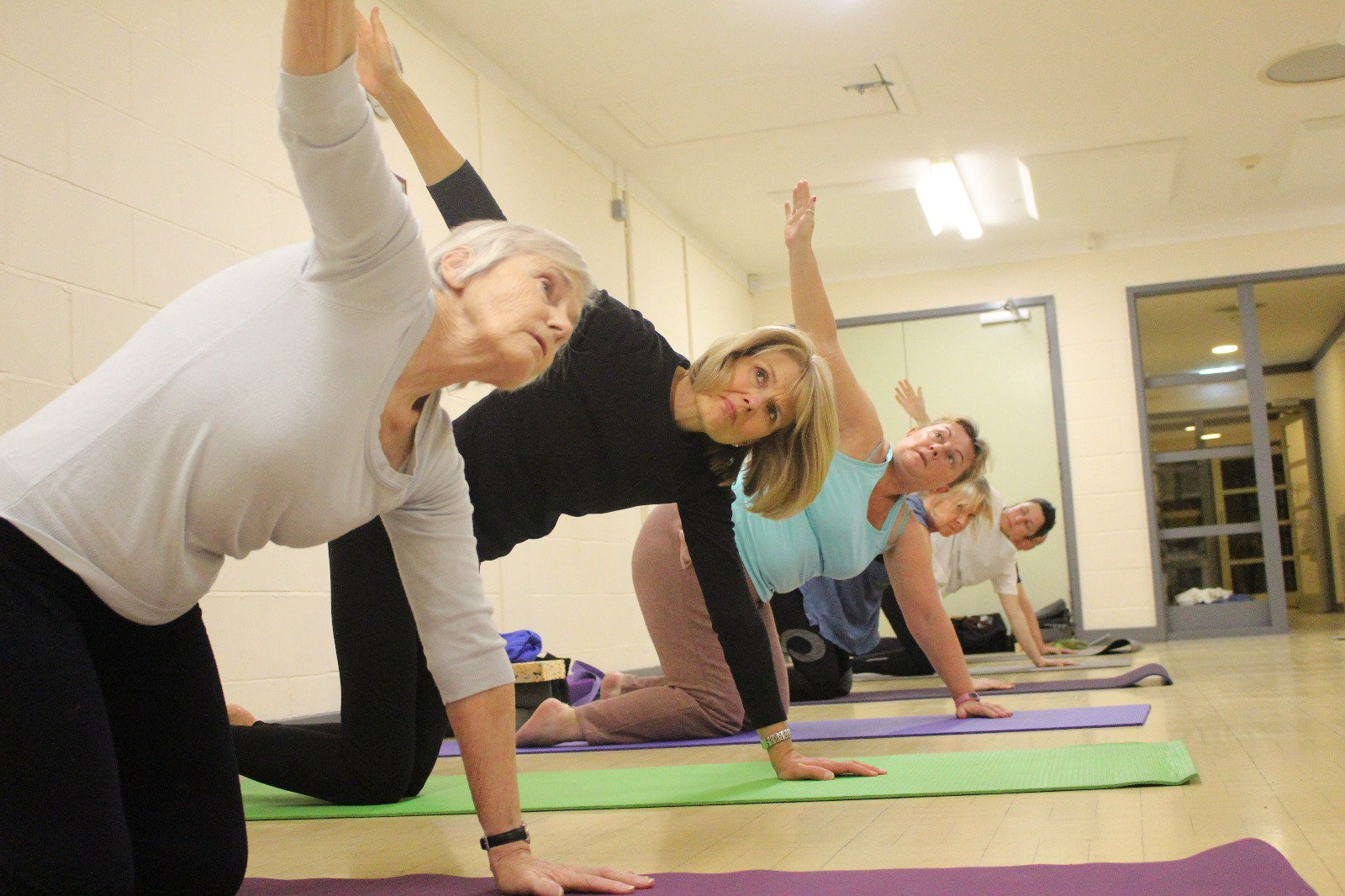 Monday Yoga for Beginners 7:30 - 8:30pm
