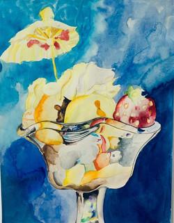 Focus class - Poster Colour 8+ ice-cream