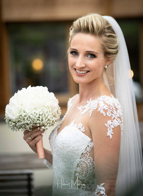 Die Braut, die sich traut ...