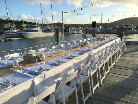 Barge Wharf