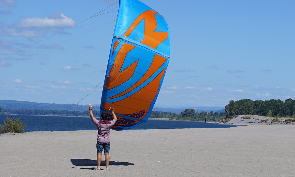 3 Days Learn how to Kiteboard Course